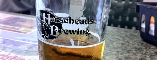 Horseheads Brewing Company is one of Locais curtidos por Eric Thomas.
