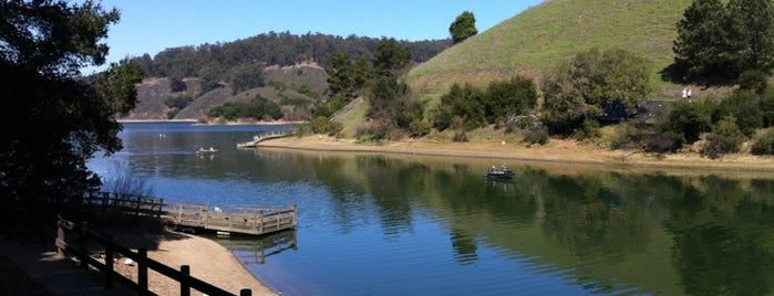 Lake Chabot Regional Park is one of East Bay faves.