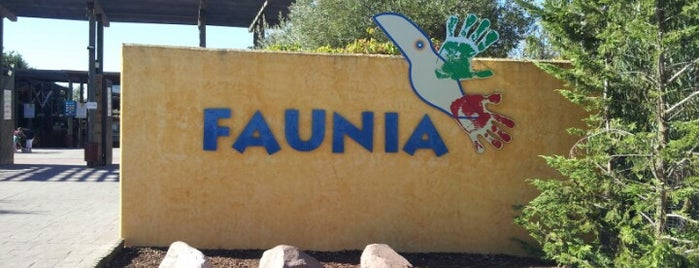 Faunia is one of Favourite Places.