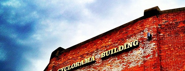 Cyclorama Building is one of Zacharyさんのお気に入りスポット.