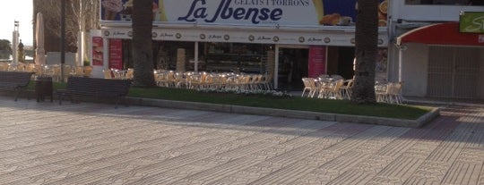 La Ibense is one of Locais curtidos por Elvin.