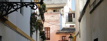 Barrio Santa Cruz is one of Escenarios de película en Sevilla | Film locations.