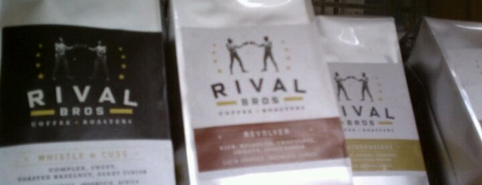 Rival Bros. Coffee is one of Philadelphia City Guide.