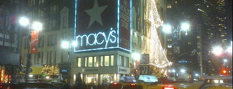 Macy's is one of Relax in NYC.