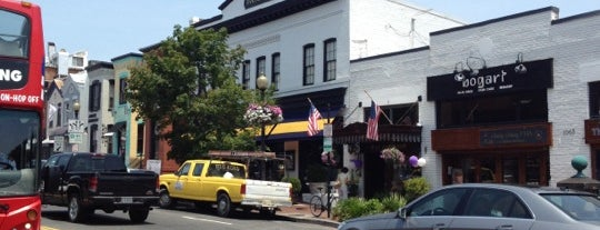 Ralph Lauren Is One Of The 15 Best Places For Burgers In Georgetown Washington