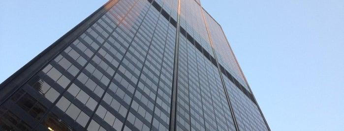 Willis Tower is one of The Chicago Experience.