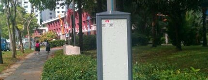 Bus Stop 65029 (Blk 111) is one of Rivervale.