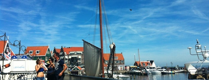 Haven Volendam is one of Orte, die Ralf gefallen.