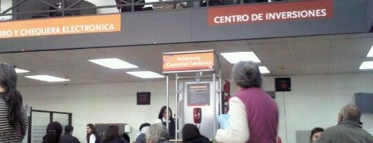 BancoEstado is one of Rodrigo : понравившиеся места.