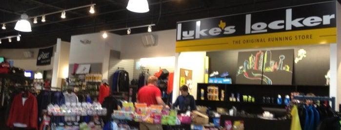 Luke's Locker is one of Marcie : понравившиеся места.