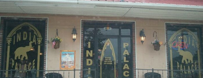 India Palace Cuisine is one of Favorites.