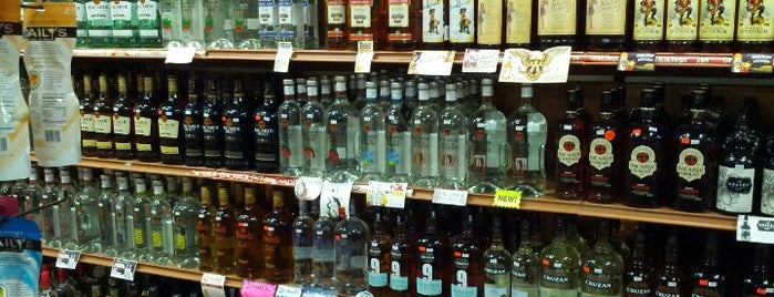 Cambridge Wine & Spirits is one of Bully Boy in Cambridge and Somerville.