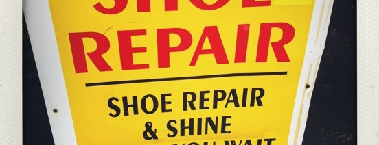 North 11 Shoe Repair is one of WB and South of WB.
