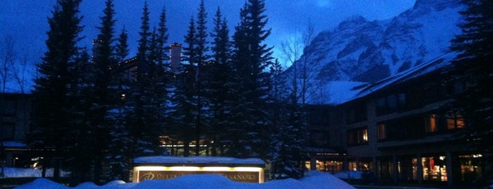 Delta Hotels by Marriott Kananaskis Lodge is one of Canada 2013.