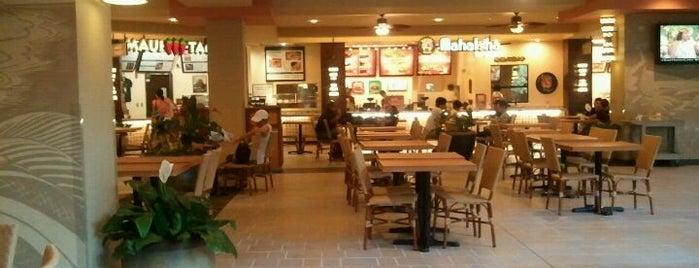 Royal Hawaiian Food Court is one of Topics for Restaurant & Bar ⑤.