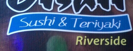 Oishii Sushi & Teriyaki is one of Tass 님이 좋아한 장소.