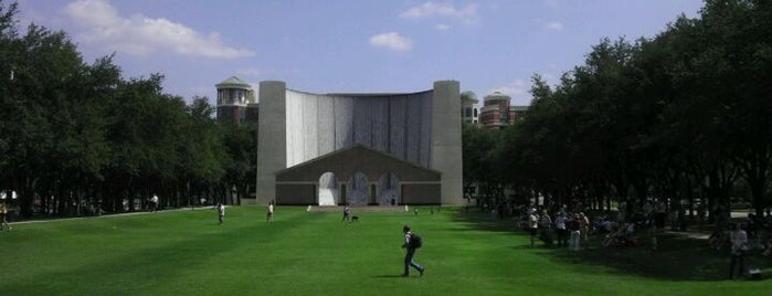 Gerald D. Hines Waterwall Park is one of Places To Visit In Houston.