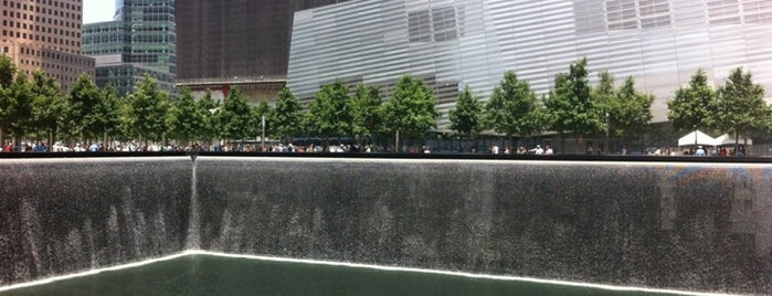 9/11 Tribute Center is one of NY.
