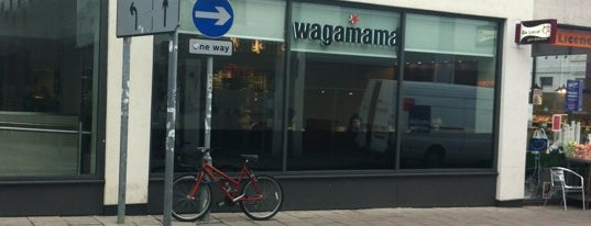 wagamama is one of London.