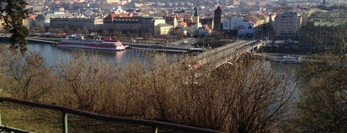 Favorite spots in Prague