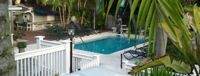 Chelsea House Pool And Gardens is one of Key West.