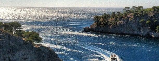 Parc National des Calanques is one of Bienvenue en France !.
