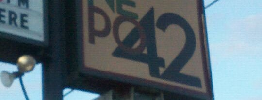 NePo 42 is one of Portland Timbers Official Pub Partners.