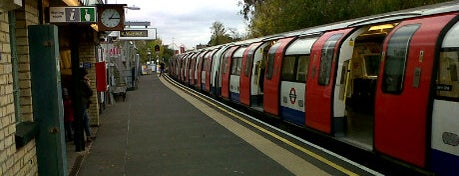 Mill Hill East London Underground Station is one of Underground Stations in London.