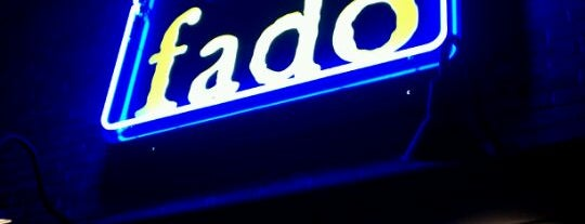 Fadó Irish Pub & Restaurant is one of Clubs, Pubs & Nightlife in ATX.