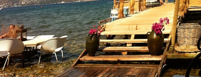 Sheanai is one of Bodrum.