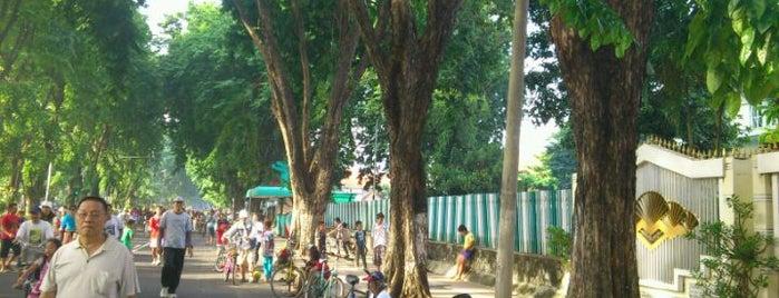 Rumah Sakit Darmo is one of Characteristic of Surabaya.