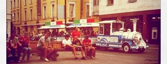 Corso Zanardelli is one of Brescia: discover the Lioness of Italy #4sqcities.