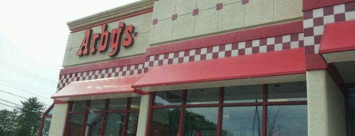 Arby's is one of Orte, die Harvey gefallen.