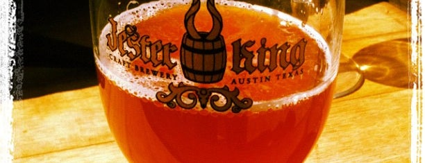 Jester King Brewery is one of Best US Breweries--Brewery Bucket List.