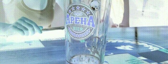 Arena Beer House is one of Лучшие Пабы Киева / Best Pubs in Kyiv.