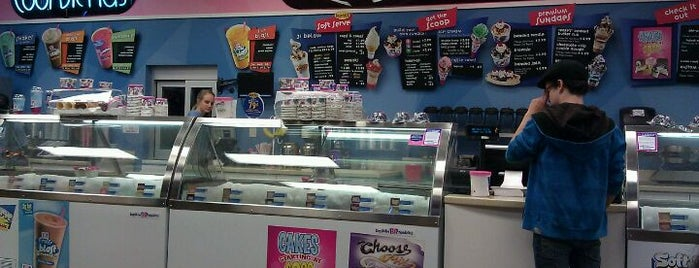 Baskin-Robbins is one of Restaurants I've Tried.