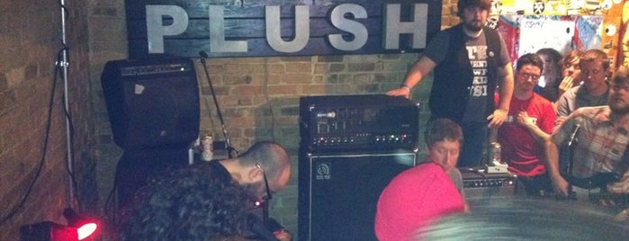 Plush is one of Clubs, Pubs & Nightlife in ATX.