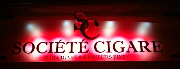 La Société de Cigare de Québec is one of Stogies.