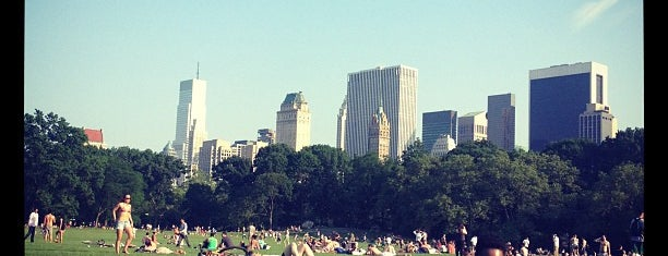 Sheep Meadow is one of Best Places in NYC.