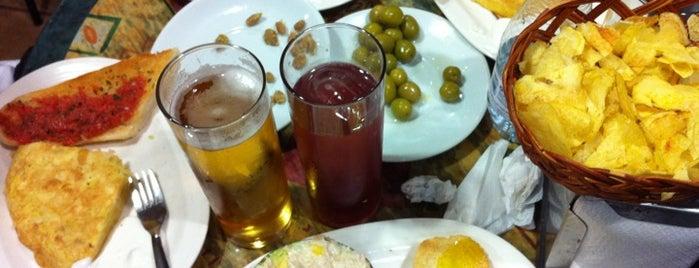 Bar El Nido del Buho is one of Spain.