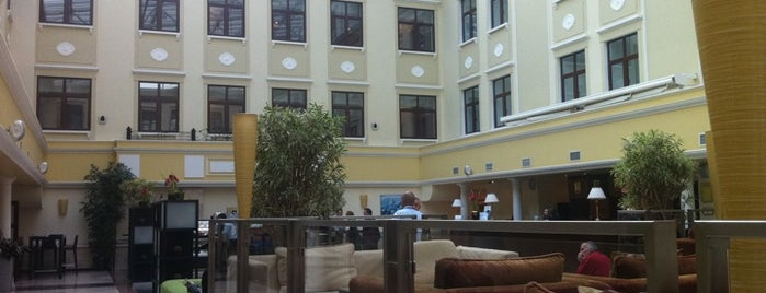 Courtyard by Marriott is one of Отели / Hotels.