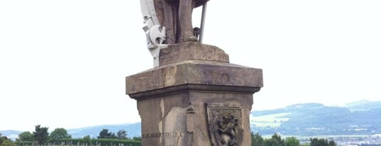 Robert the Bruce's Statue is one of Posti che sono piaciuti a Carl.