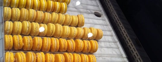 Bisous Ciao Macarons is one of NYC's Lower East Side.