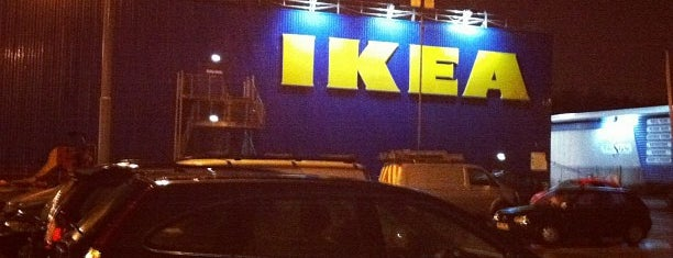 IKEA is one of Tamas 님이 좋아한 장소.