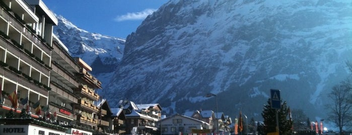 Grindelwald is one of My Switzerland Trip'11.