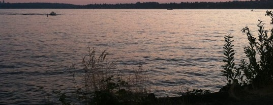 Kirkland Marina Park is one of Must-have Experiences in Seattle.