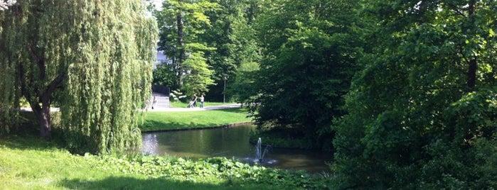 Kurpark is one of Gutes für Leib & Seele.