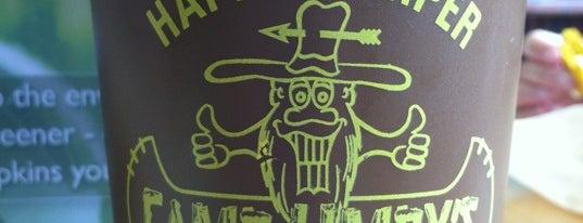Camp Umpy's Bagels & Stuff is one of Gotta Go Poconos.