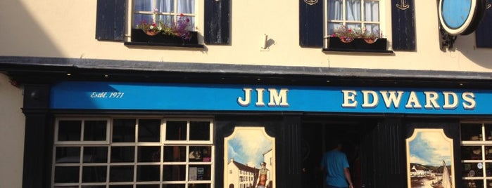 Jim Edwards is one of South West.