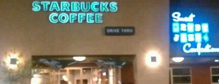 Starbucks is one of Sin City 님이 좋아한 장소.